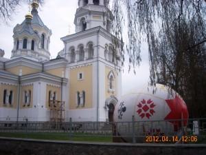 Житомир. Свято - Преображенський собор (яйценісний)