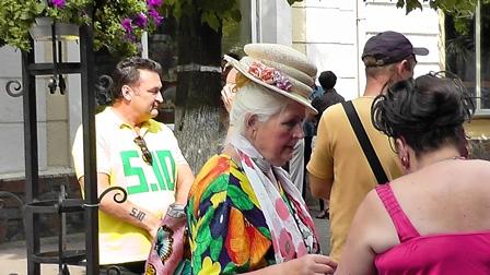 Оружие калибра 5.10 в Житомире. Видео